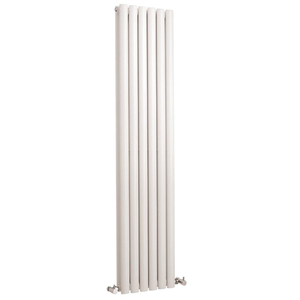 Radiateur Design Vertical Blanc Vitality 150cm x 35,4cm x 7,8cm 1150 Watts
