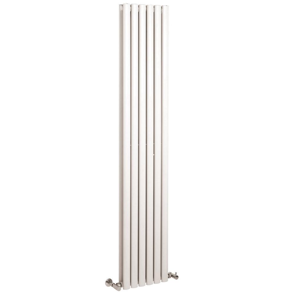 Radiateur Design Vertical Blanc Vitality 180cm x 35,4cm x 7,9cm 1351 Watts