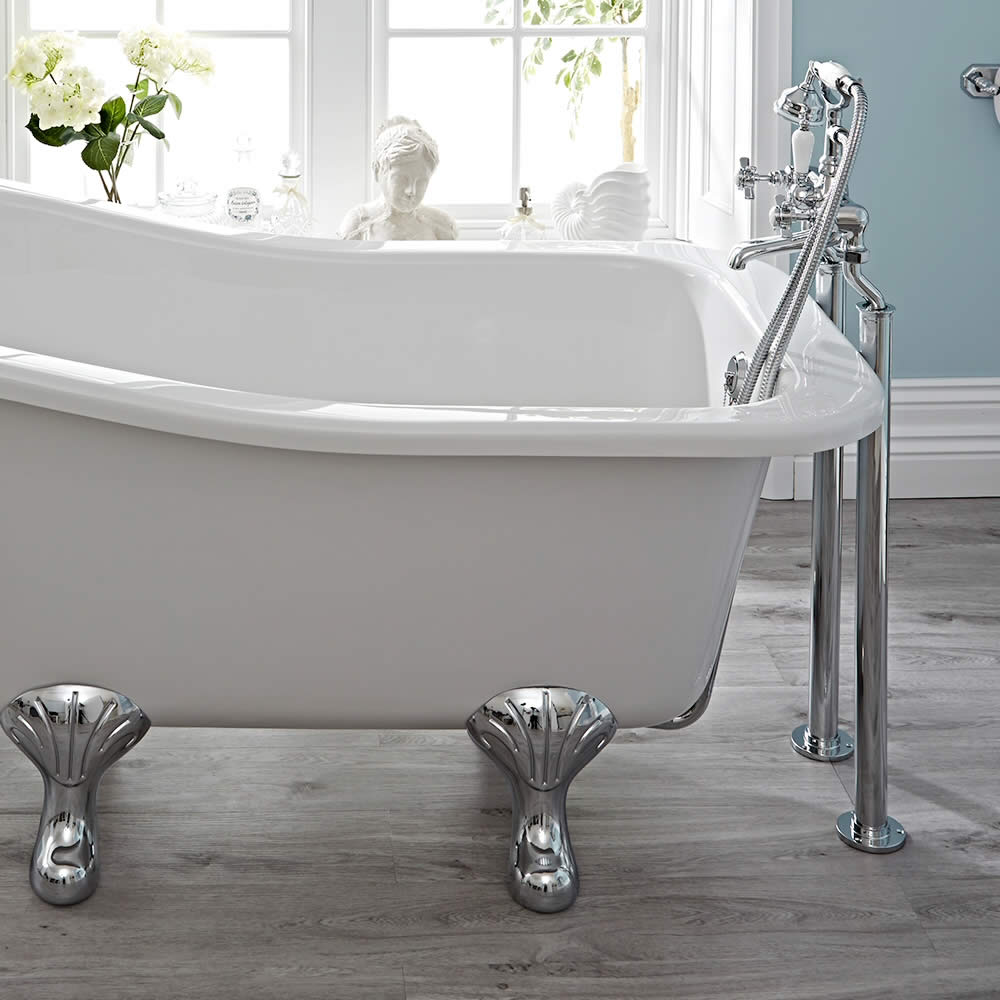 Colonnes pour Mélangeur de baignoire îlot ou vasque