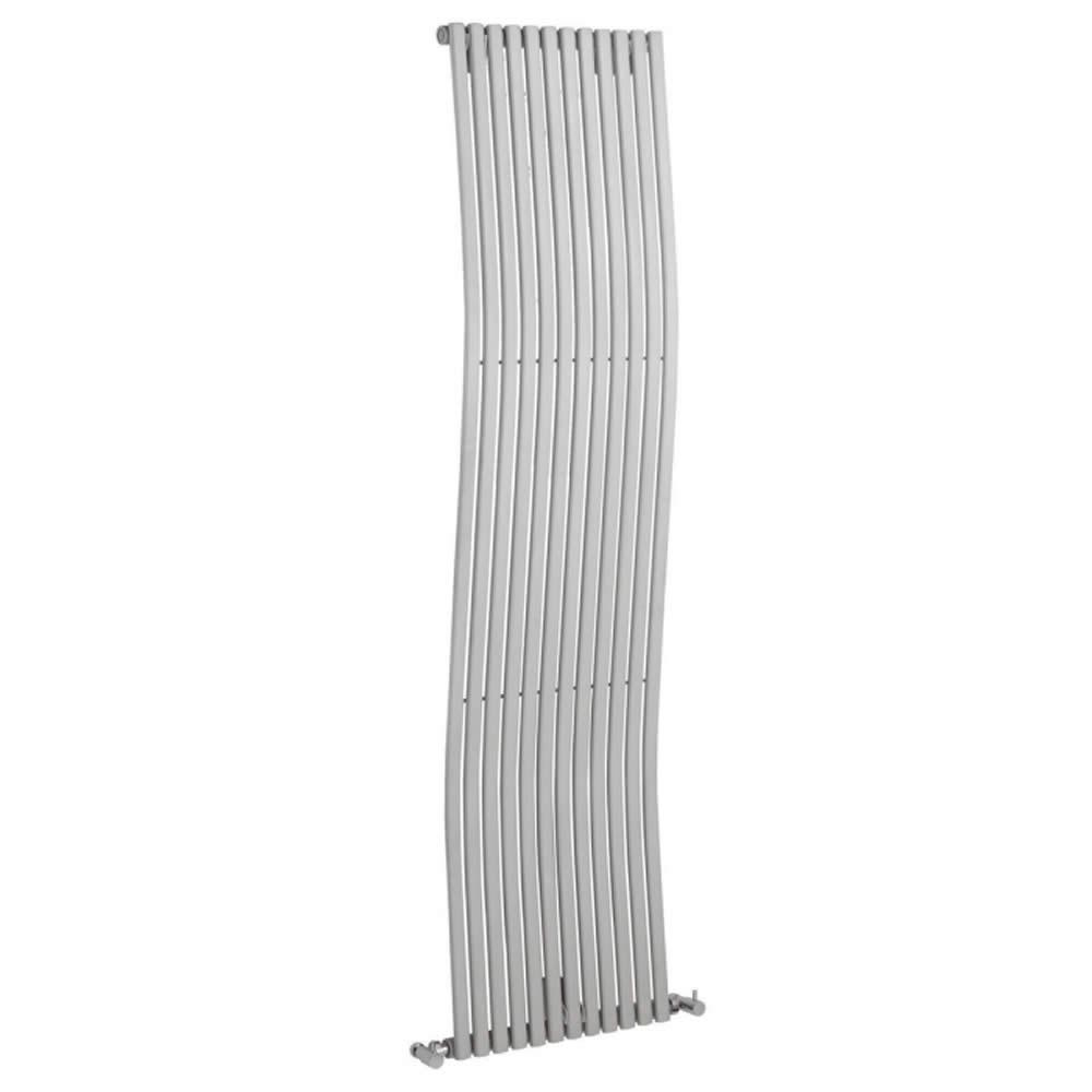Radiateur Design Vertical Argent Palero 160cm x 45,6cm x 9cm 1185 Watts