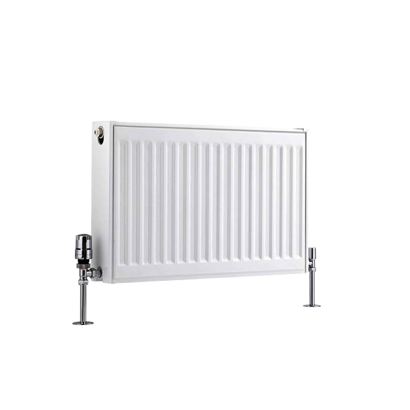 Radiateur À Panneaux Type 22 Horizontal Blanc Eco 40cm x 60cm x 10,3cm 693 Watts