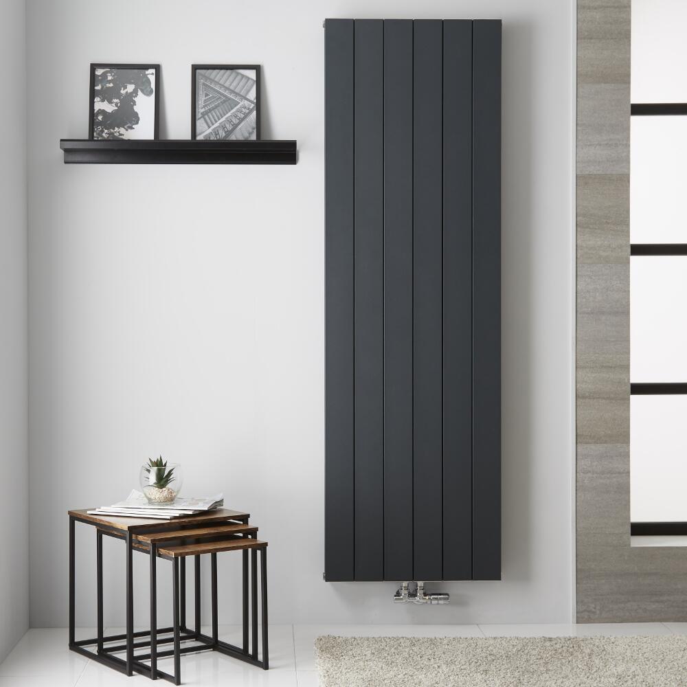 Radiateur Aluminium Anthracite Kett – 180cm x 56,5cm
