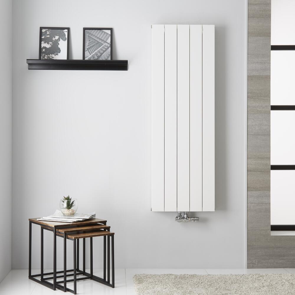 Radiateur Aluminium Blanc Kett – 140cm x 47cm