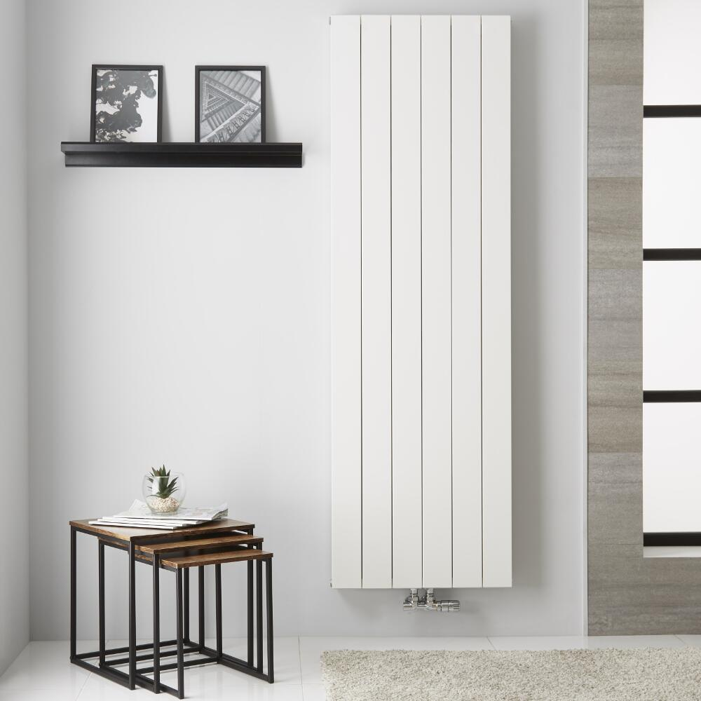 Radiateur Aluminium Blanc Kett – 180cm x 56,5cm