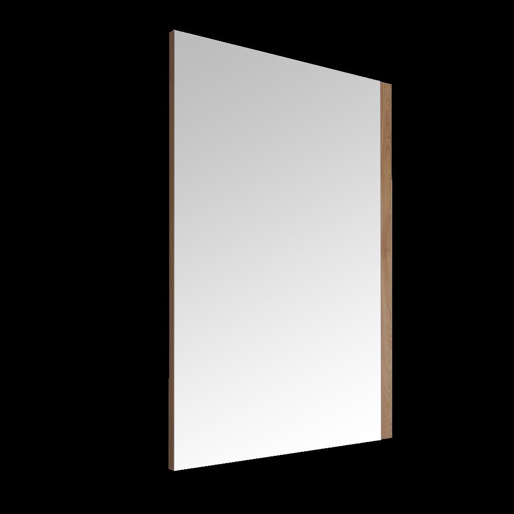 Miroir Newington - 75x100cm - Cadre Chêne Doré