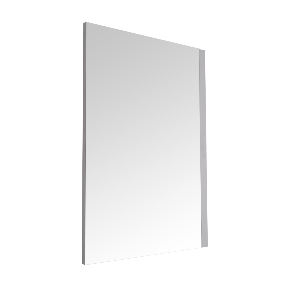 Miroir Newington - 50x70cm Blanc Mat