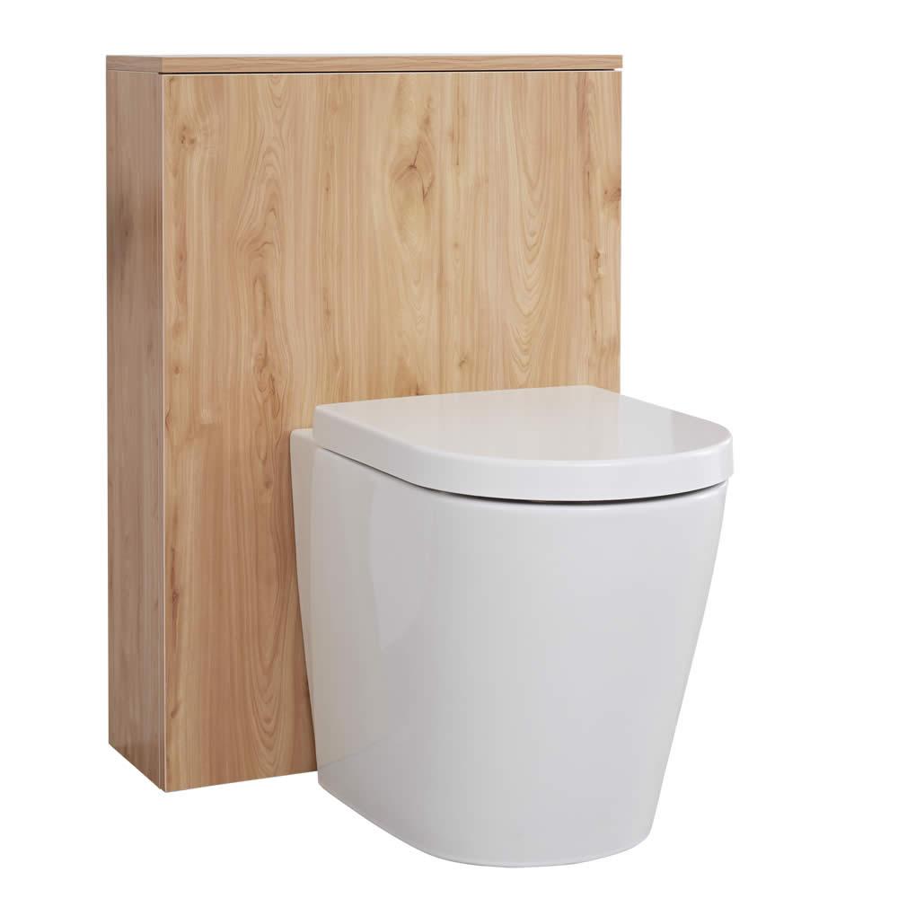 Meuble WC Newington - 60cm - Chêne Doré