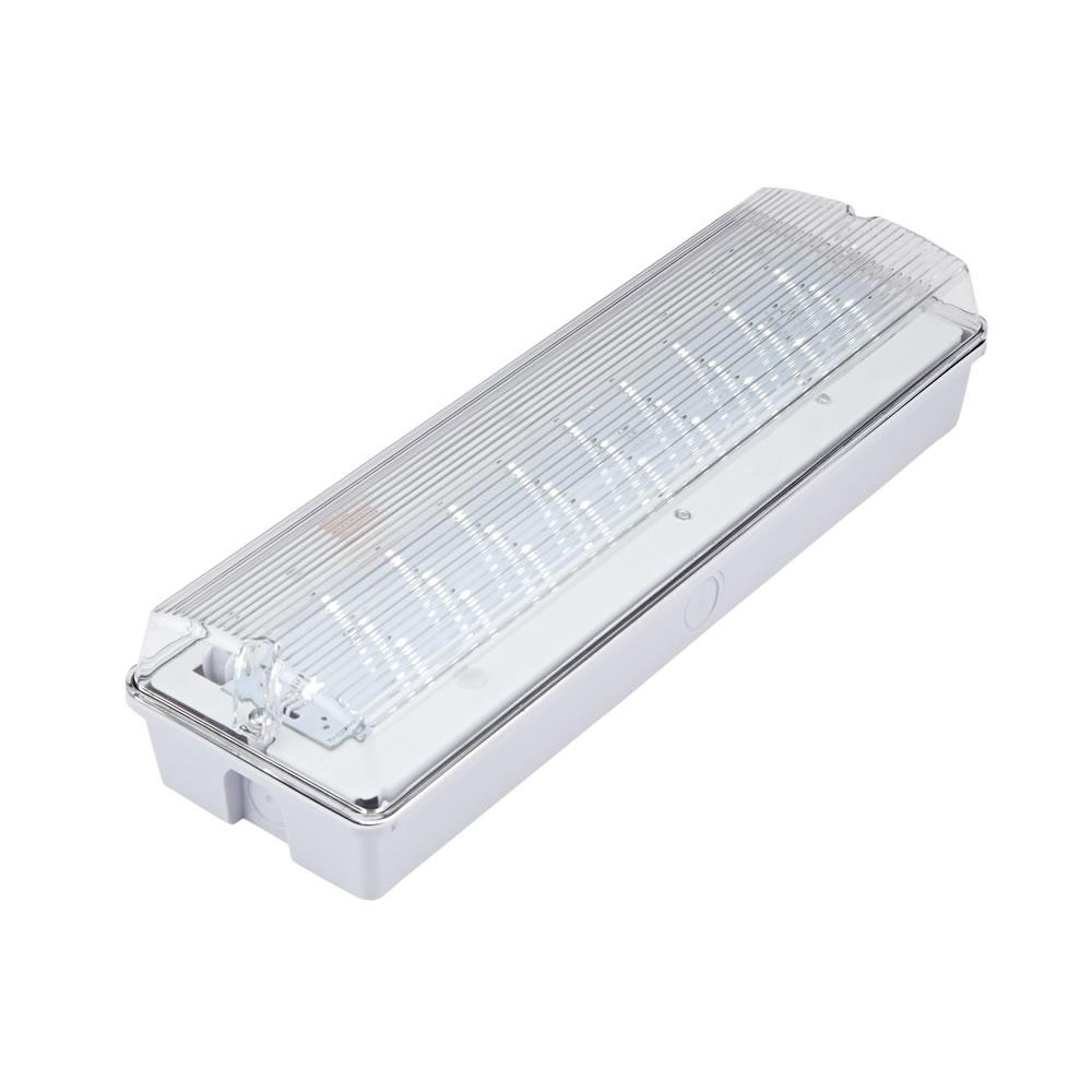 Biard Lampe de secours LED bureau et bâtiments publics 4W