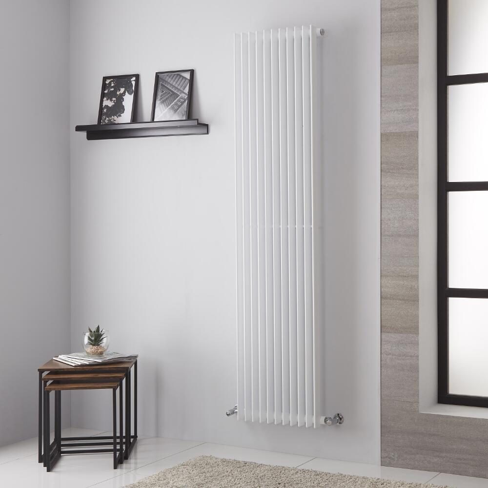 Roma - Radiateur Design Blanc - 180cm x 44.5cm