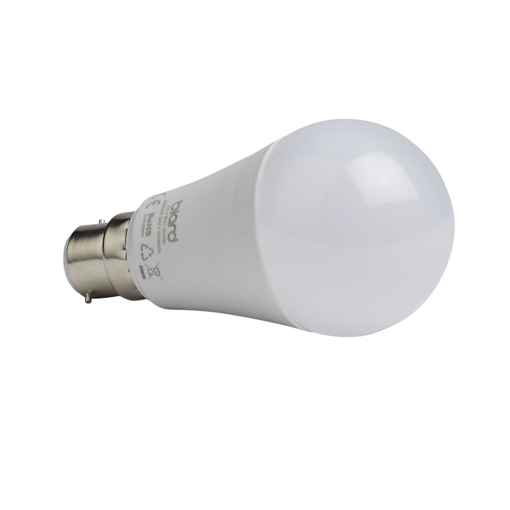 Biard Ampoule Led B22 12W - Lot de 6