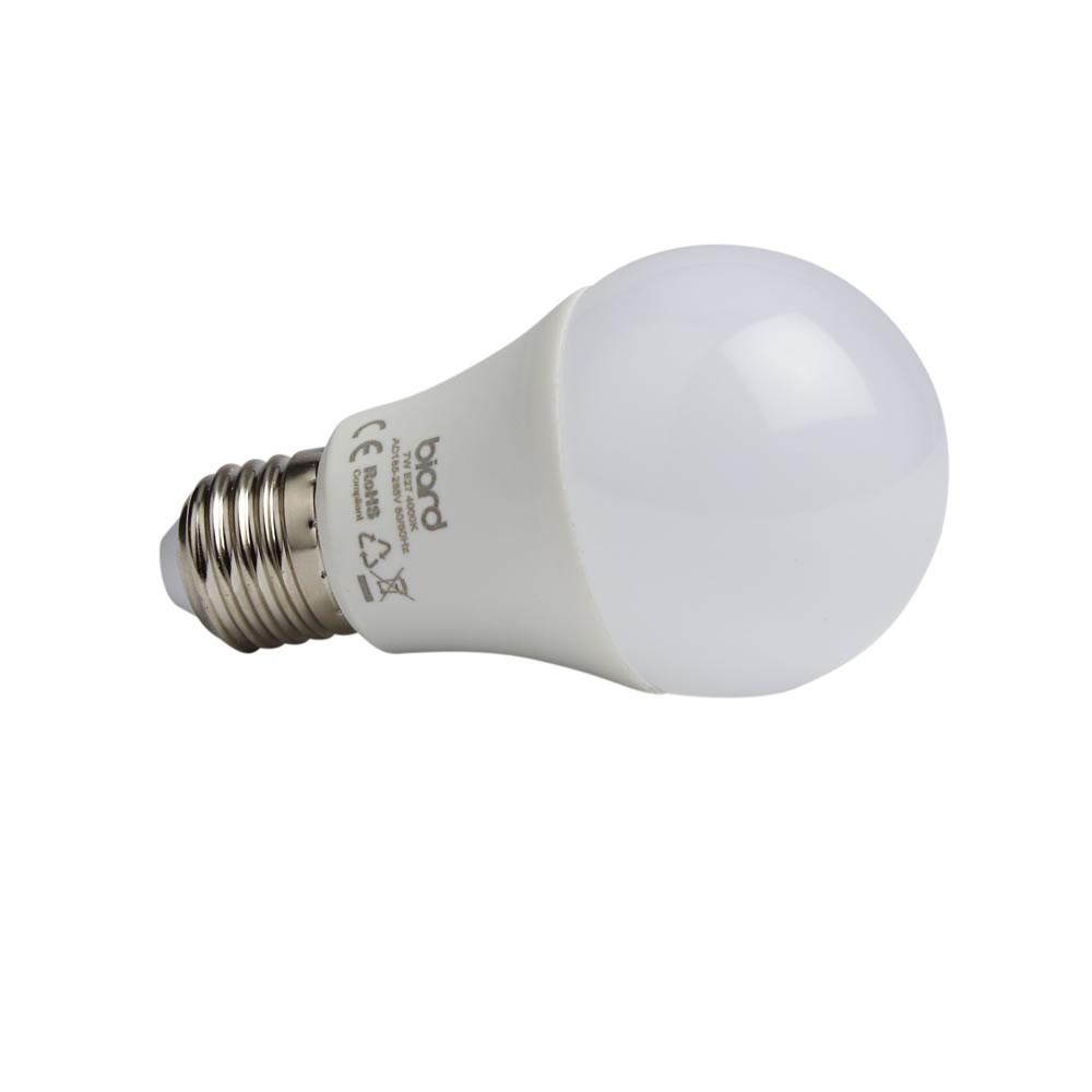Biard Ampoule Led E27 7W Dimmable - Lot de 6