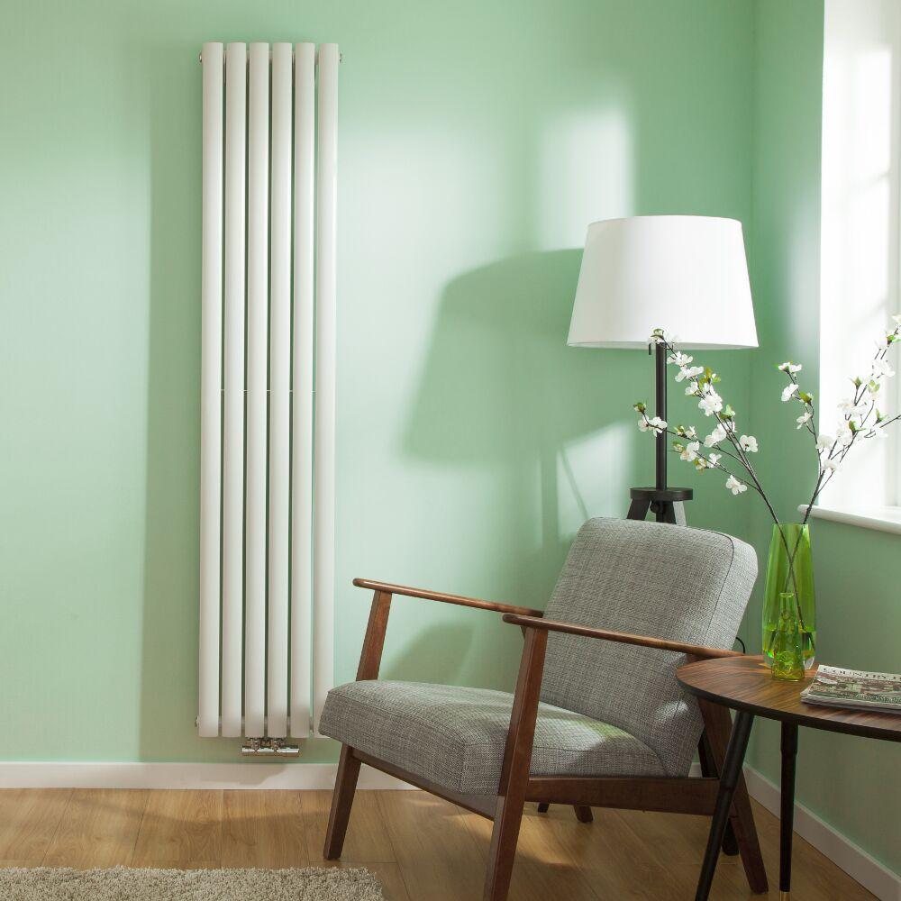 radiateur design vertical 178 x vitality caldae 1301 watts. Black Bedroom Furniture Sets. Home Design Ideas