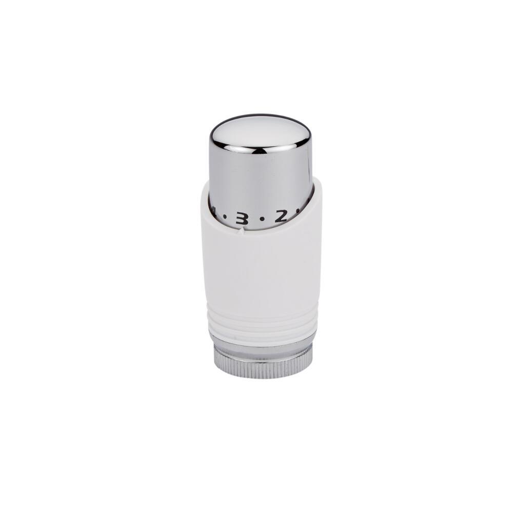 Robinet thermostatique radiateur Blanc