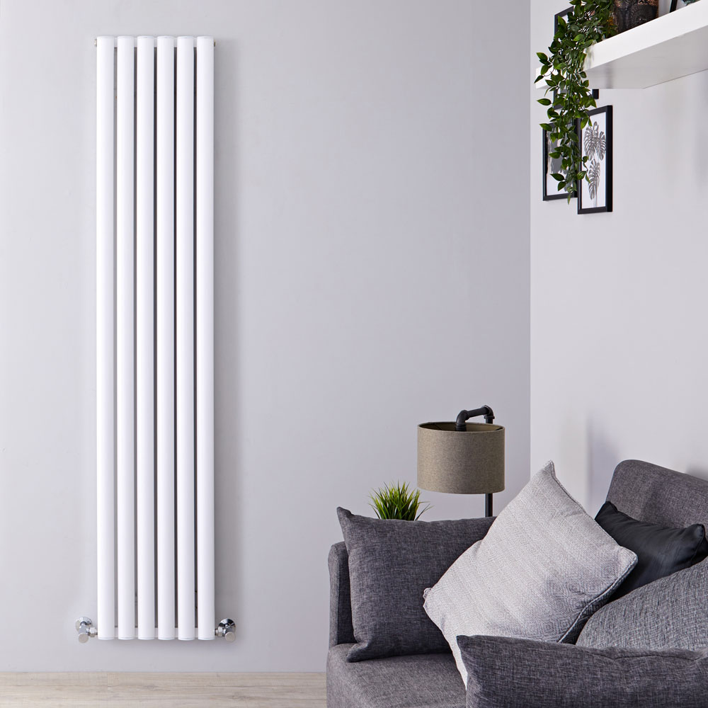 Radiateur Aluminium Design Vitality Air 180 x 35cm 1502 watts