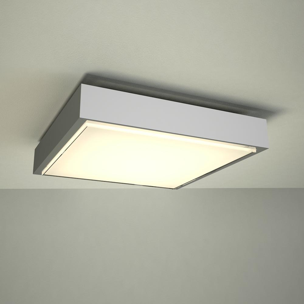 Plafonnier LED 24W Zell 29x29cm IP44