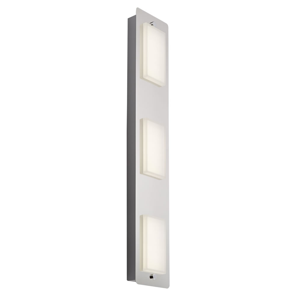 Biard Applique Murale Led 13W IP44 Glacier