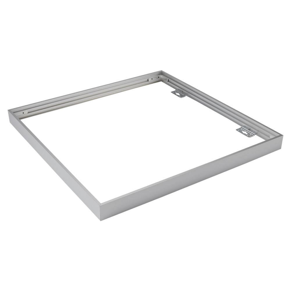 Biard Fixation pour Plafonnier LED 60x60cm Argenté