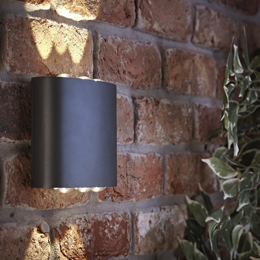 Applique Murale 3 Spots LED 6W Biard Olen IP54