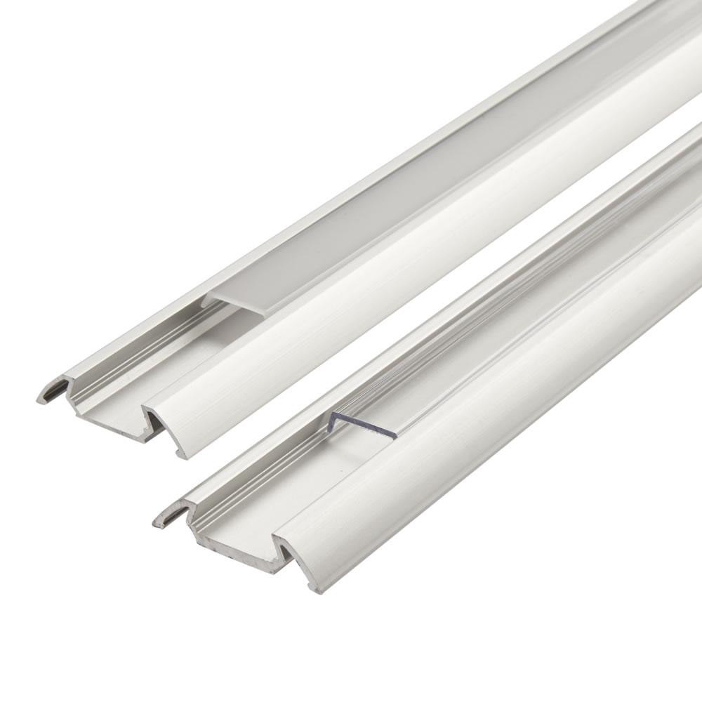 Biard Profilé pour ruban LED alu 100cm