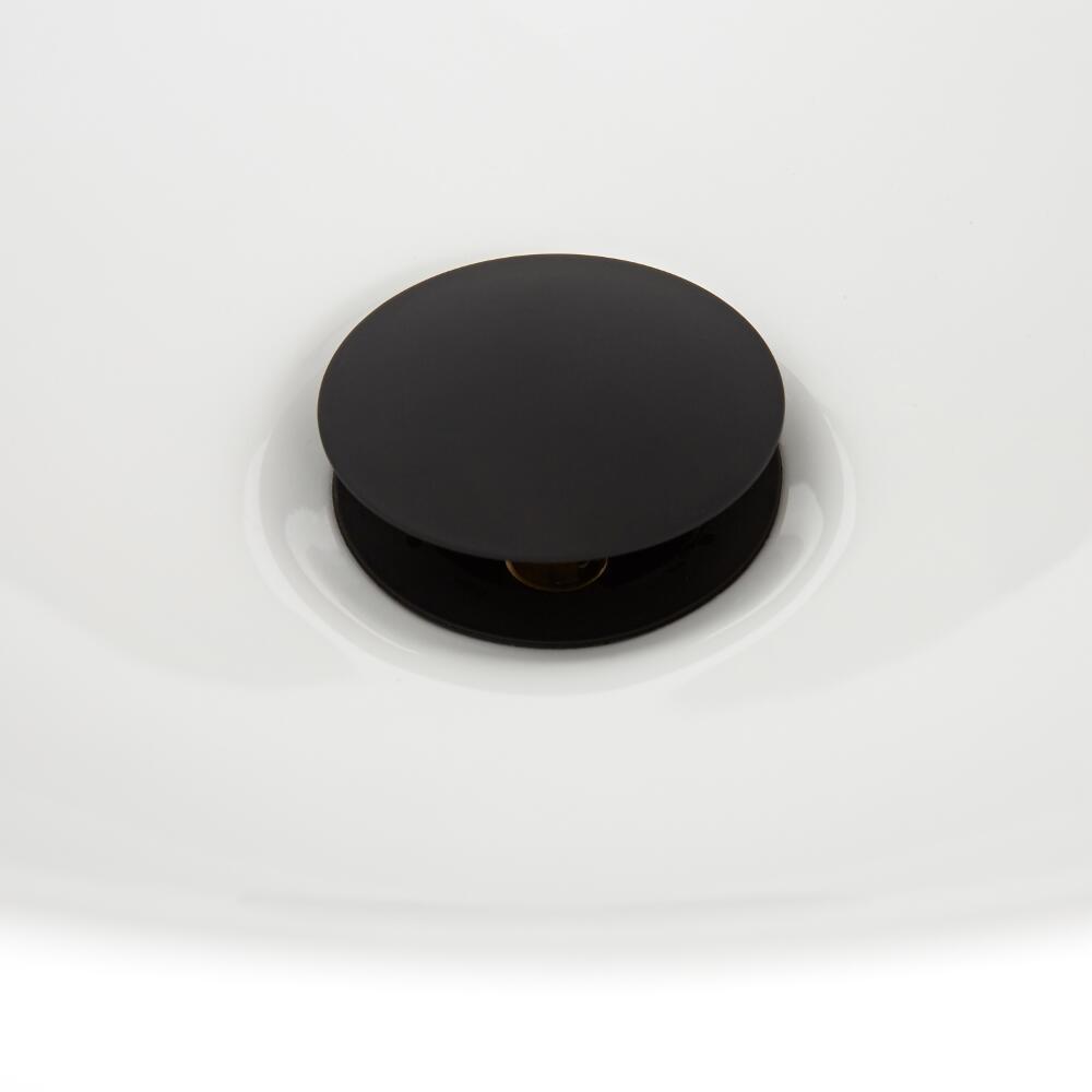 Bonde lavabo noire - Nox