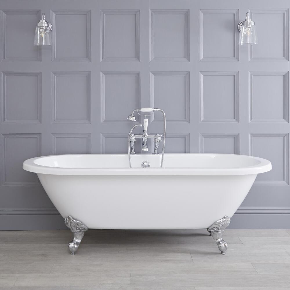 baignoire ilot firenze 82 5 x 178 cm