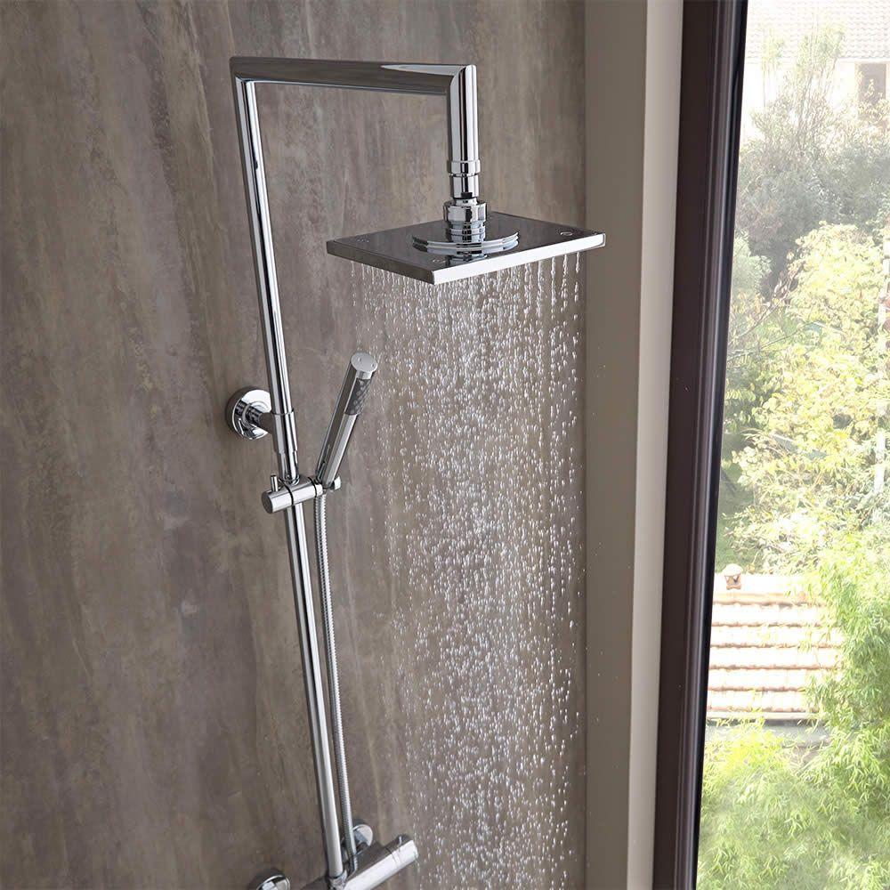 colonne de douche thermostatique tiamo