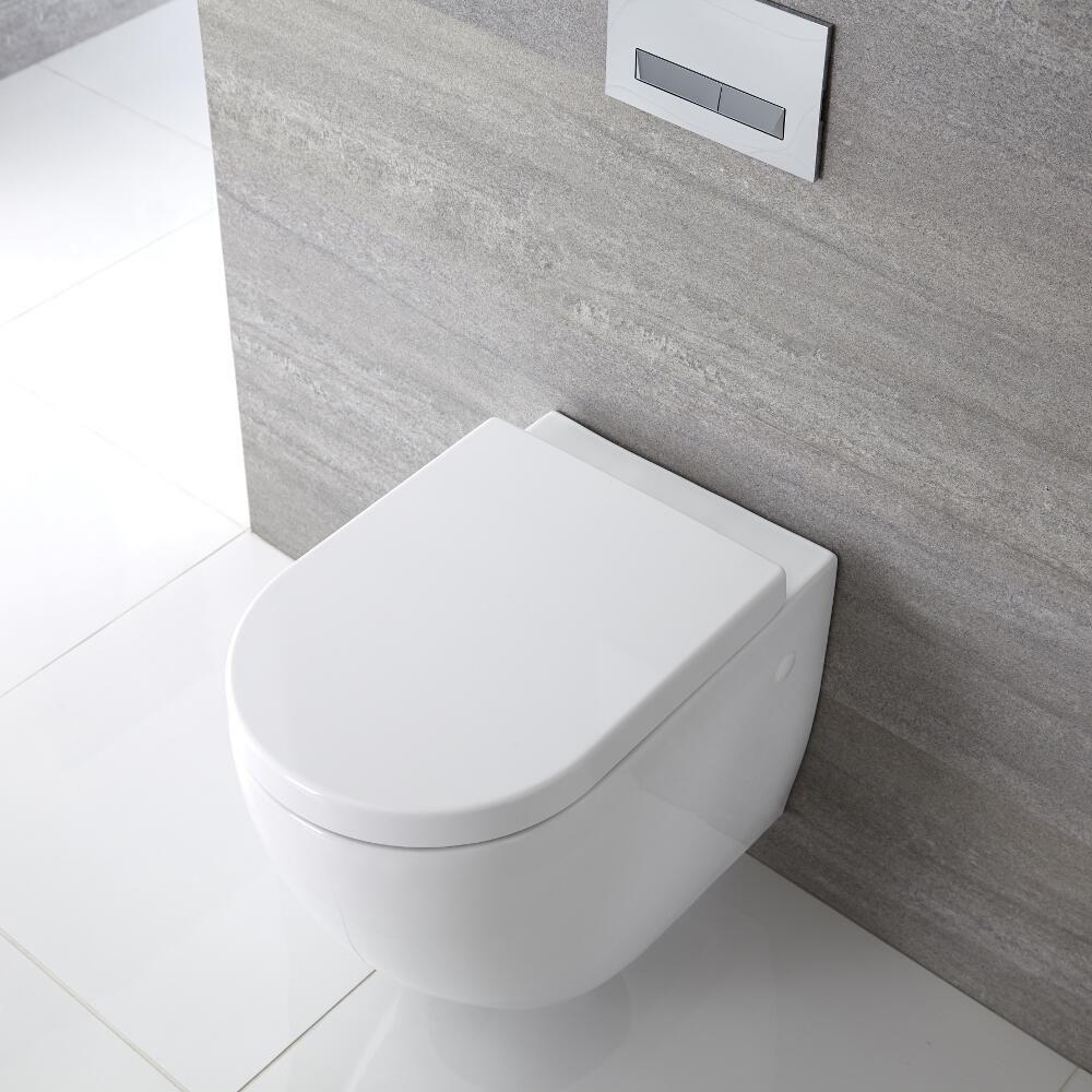 cuvette wc suspendu ashbury. Black Bedroom Furniture Sets. Home Design Ideas