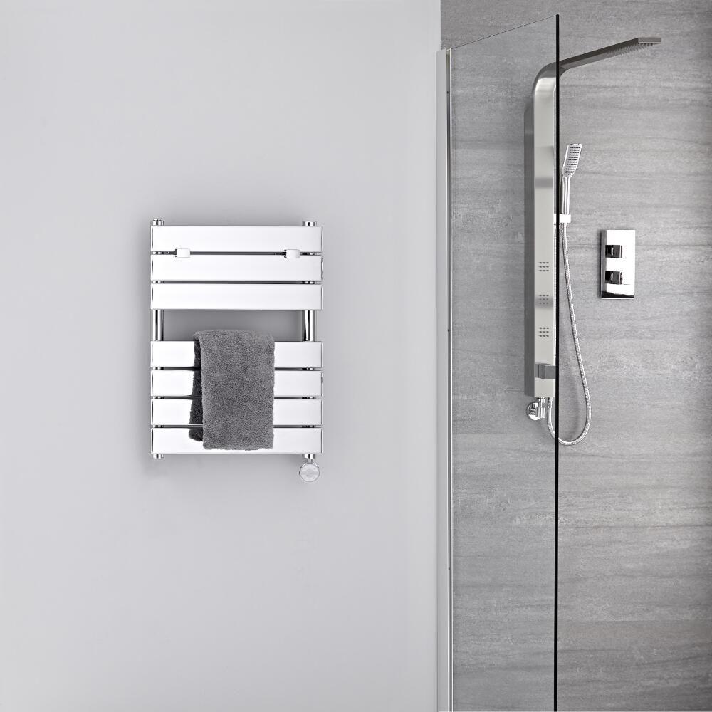 s che serviettes lectrique chrom 62 x 45cm lustro. Black Bedroom Furniture Sets. Home Design Ideas