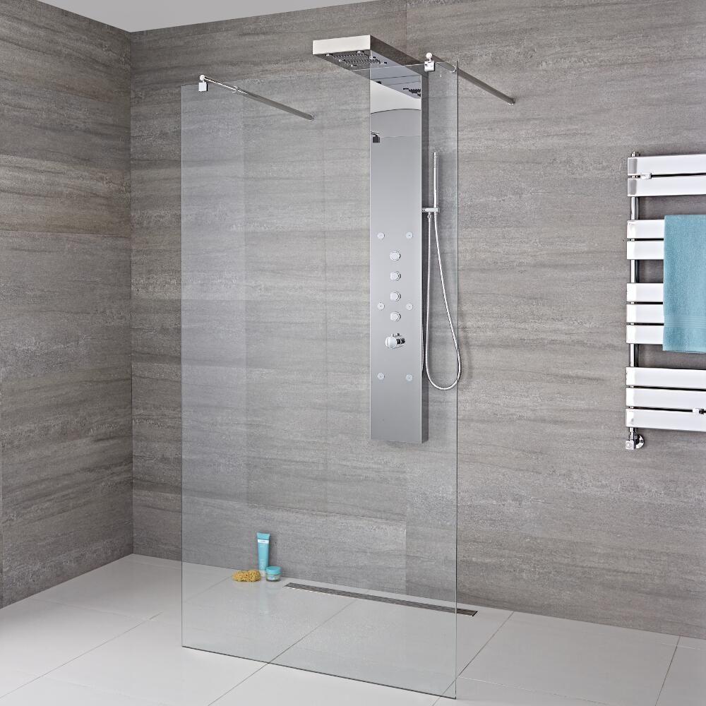 colonne de douche thermostatique sofia. Black Bedroom Furniture Sets. Home Design Ideas