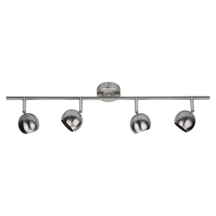 Biard Spot LED sur rail 4 x GU10 Ohio