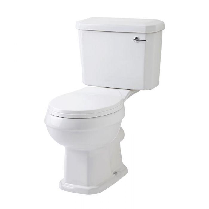 WC Rétro Blanc