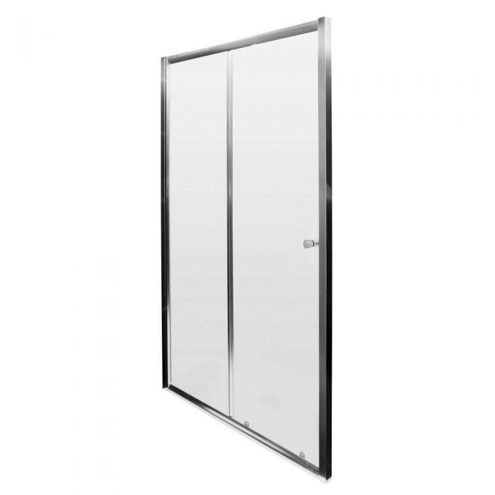 Porte de douche coulissante 100x195cm Hutton