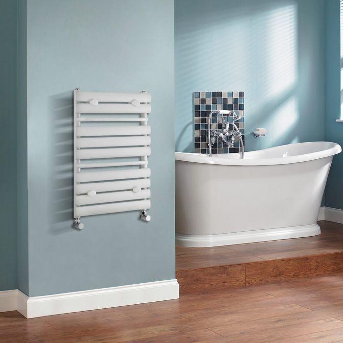 Sèche-Serviettes Blanc Select 65cm x 44,5cm x 4,5cm 456 Watts