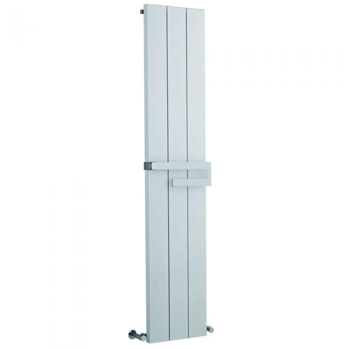 Radiateur Design Vertical Blanc Ceylon 180cm x 37cm x 10,5cm 1264 Watts