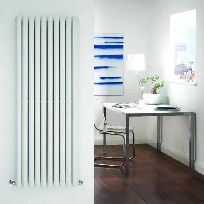 Radiateur Design Vertical Blanc Vitality 160cm x 59cm x 7,8cm 2047 Watts