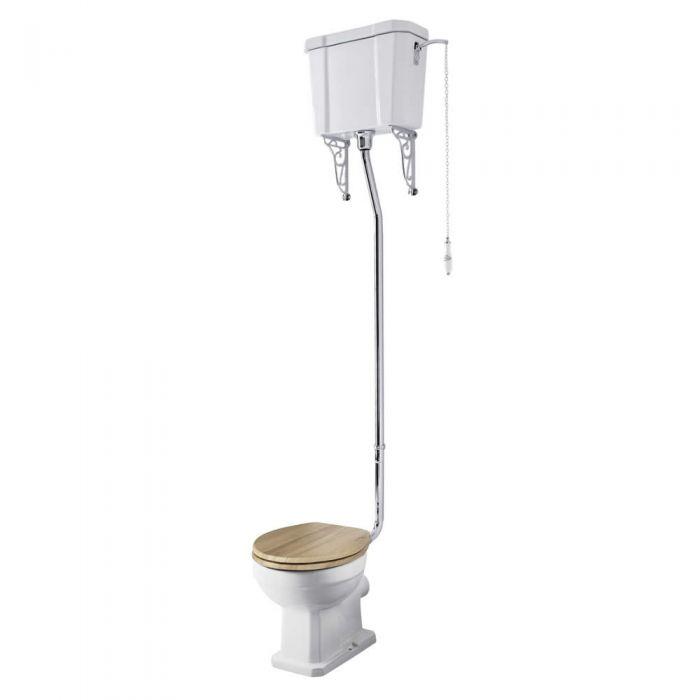 WC Rétro - Chasse Haute - Choix d'Abattant