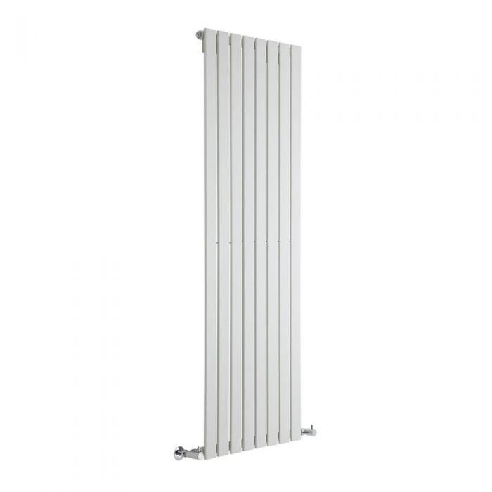 Radiateur Design Vertical Blanc Delta 178cm x 56cm x 4,7cm 1316 Watts