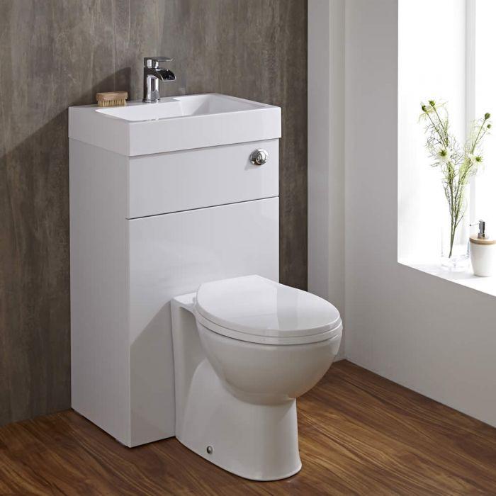 WC avec lave main Minimaliste Linton