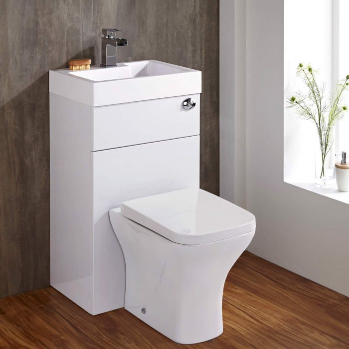 Lave Main WC Gain de Place Linton