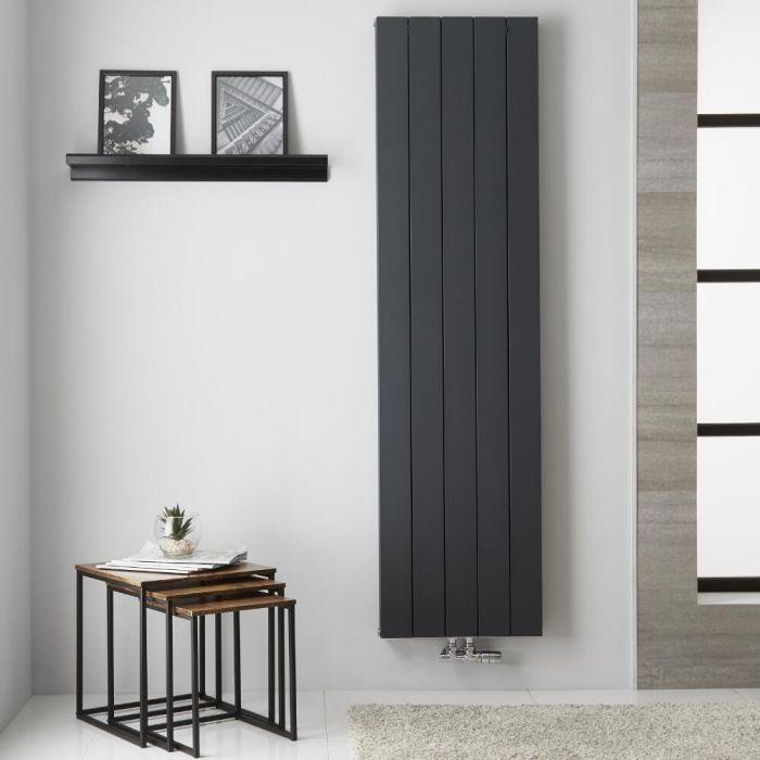 Radiateur Aluminium Anthracite Kett – 180cm x 47cm