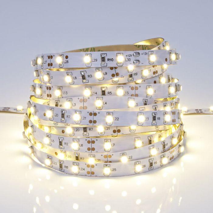 Biard Ruban LED 3528 Blanc Chaud 5m