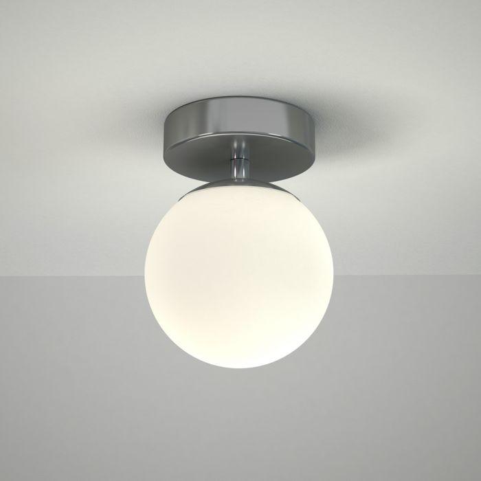 Plafonnier LED Salle de bain 6W Lunzer Ø 12cm