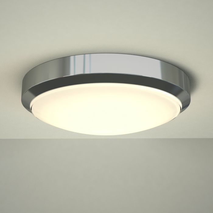 Plafonnier LED 18W Ø 28cm Tahoe IP44