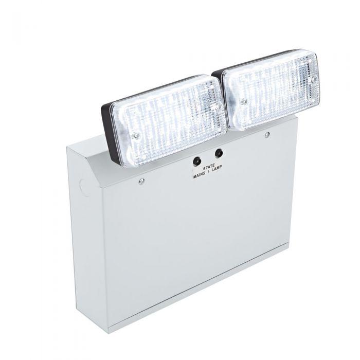 Biard Double lampe d'urgence 10W LED
