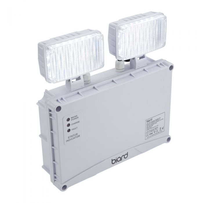 Biard Double lampe d'urgence LED 5W
