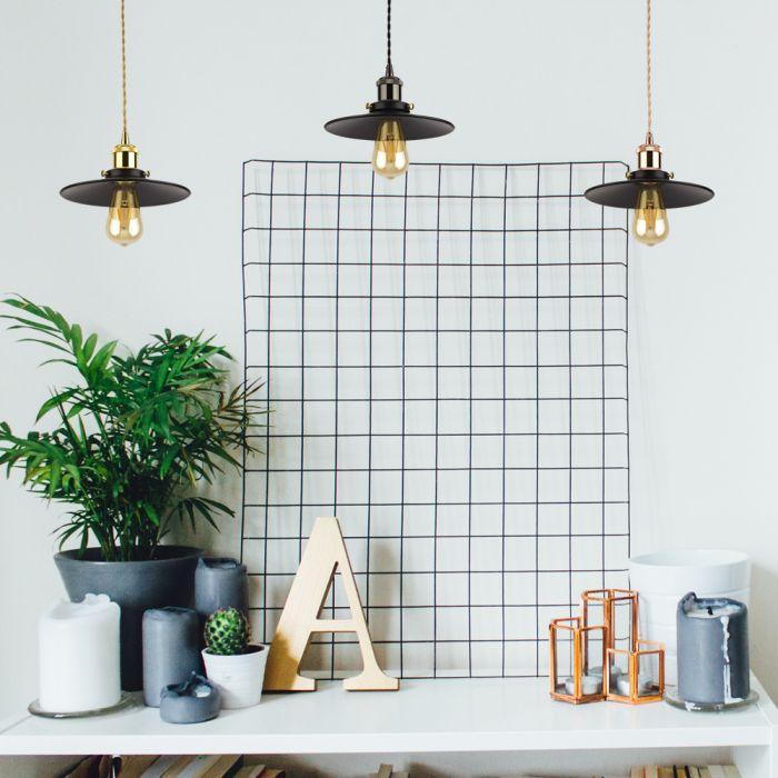 Biard Suspension Ampoule Noire Ø 22 x 11cm Noord