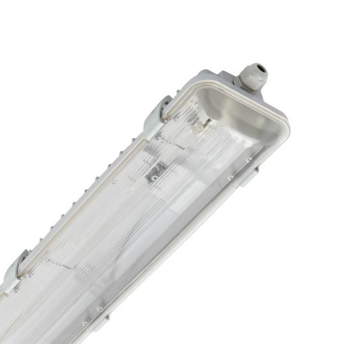 Biard Réglette LED Étanche IP65 - Boîtier nu 66.5 x 11.8 x 8.3cm