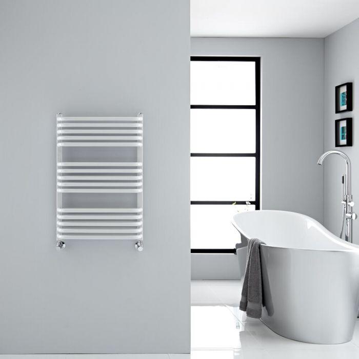 Sèche-serviettes eau chaude blanc Arch 73.6x50cm 752 watts