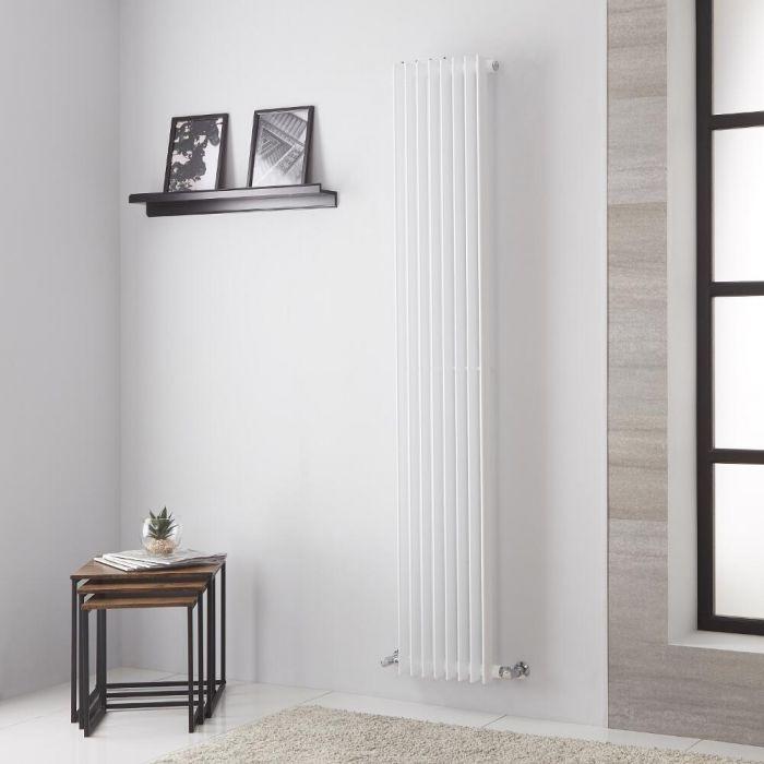 Roma - Radiateur Design Blanc - 180cm x 32.5cm