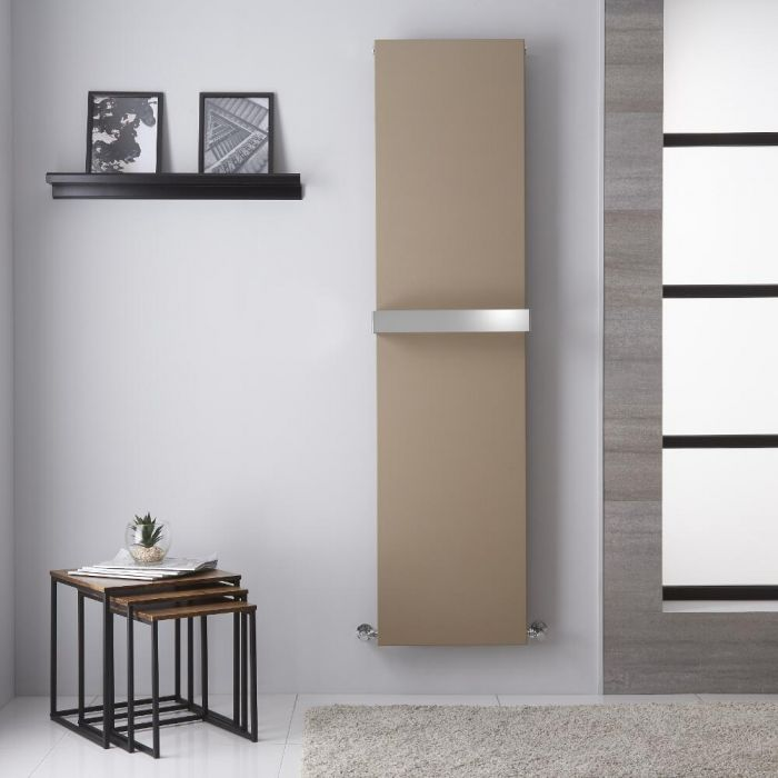 Trevi - Radiateur Vertical Design Quartz - 180cm x 45cm